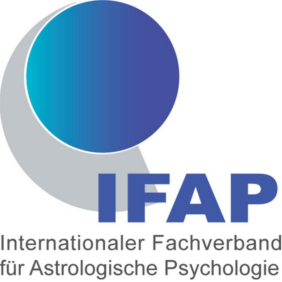 Erika Ryssel, AstroPsychologie, Logo IFAP, Internationaler Fachverband für Astrologische Psychologie